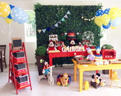 FESTA CLEAN Mickey ou Minnie