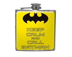 Cantil Batman Keep Calm