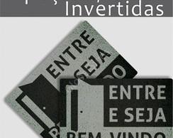 52bba9d670 Capacho Personalizado Entre e Seja Bem V