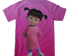 Camiseta Monstros SA - Boo