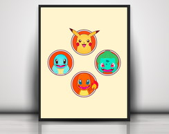 Poster Pokemon