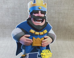 Display Clash Royale