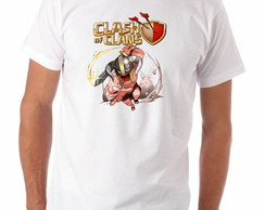 Camiseta Clash of Clans Bárbaro