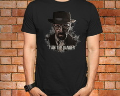 Camiseta Breaking Bad - I Am The Danger