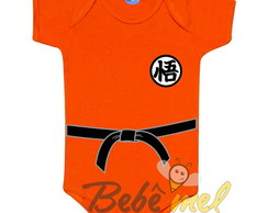 Body Bebê Goku Dragon Ball Z