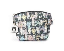 Necessaire Pequena Cat Colors