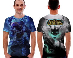 camiseta league of legends Estampada