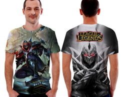 camiseta league of legends Sublimada
