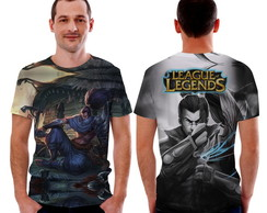 camiseta league of legends Full Print