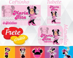 Kit Digital Minnie Rosa 2