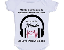 Body Divertido - Balada Com Dinda