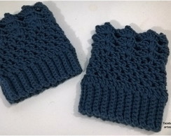 Boot Cuffs / Mini Polainas