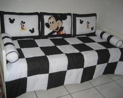 Kit cama da baba Mickey