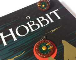Conjunto anel e cordão do Hobbit