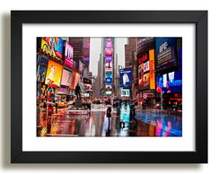 Quadro Nova York Times Square Decorativo