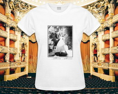 CAMISETA BALLET ALICIA ALONSO