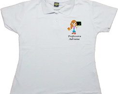 Camiseta Polo Adulto