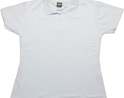 Camiseta Polo Adulto Básica