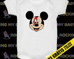 Body Mickey Mouse Bowie