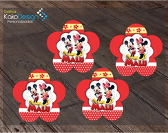Topper docinho minnie e mickey