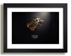 Quadro Game Of Thrones Serie K40