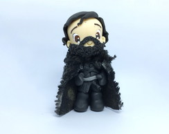Personagem Jon Snow Biscuit