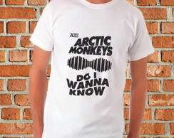 Camiseta Arctic Monkeys Do I Wana Know