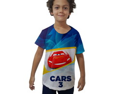 Camisetas Exclusivas Filme Carros 3
