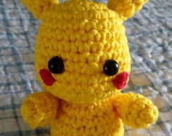 Mini Pokemom Pikachu