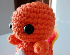 Mini Pokemom Charmander