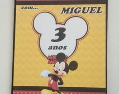KIT DE COLORIR MICKEY