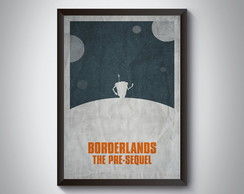 "Quadro ""Borderlands"""