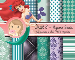 Kit Digital Scrapbook ARIEL 8