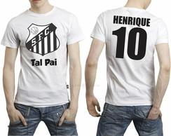6525e52e33 ... Camisa Santos Tal Pai