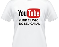 Camiseta Canal do You Tube