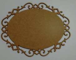 PLACA ARABESCO 29x19 MDF