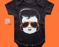Body Rock - Baby Elvis Presley - preto