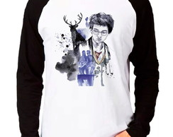 Camiseta Harry Potter Tiago James Longa