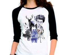 Camiseta Harry Potter Tiago James 3/4