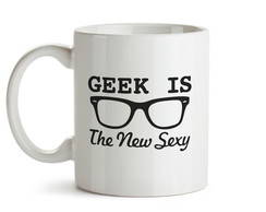 Caneca Geek is the New Sexy