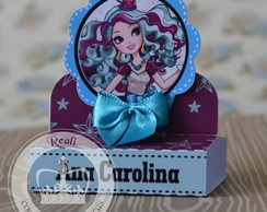 Porta chocolate duplo 3D Ever After High