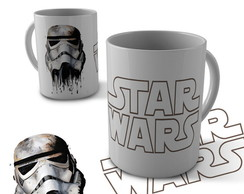 Caneca Star Wars- STORMTROOPERS