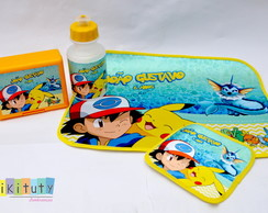 Kit festa na Escola - Pokemon