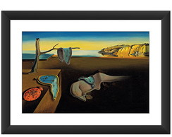Quadro Salvador Dali Surrealismo Arte