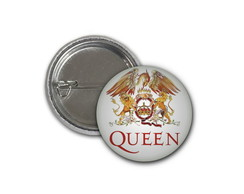 Botton Queen - 2,5cm