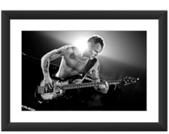 Quadro Red Hot Chili Peppers Flea Rock