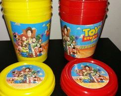 Copo com tampa Toy Story
