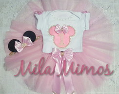 Tutu Minnie Luxo