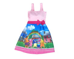 Vestido Backyardigans Adulto