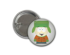 Botton South Park - 2,5cm